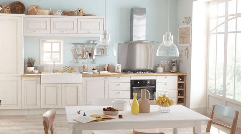 r nover une cuisine rustique astuces pour moderniser votre cuisine. Black Bedroom Furniture Sets. Home Design Ideas
