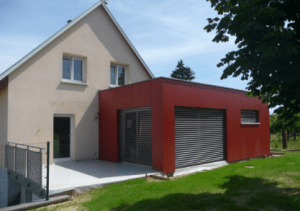 prix extension maison laterale